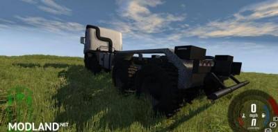 Scania 8×8 Heavy Utility Truck [0.6.0], 3 photo